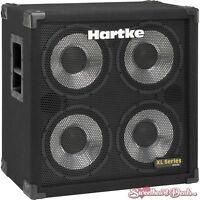 Hartke 410xl 4x10 400 Watt Bass Speaker Cabinet