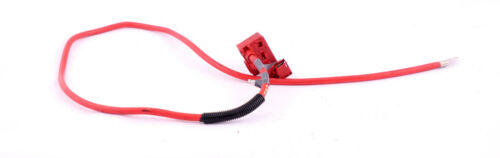 BMW 5 Series E60 E60N LCI Positive Battery Cable Plus Pole Lead 6989780