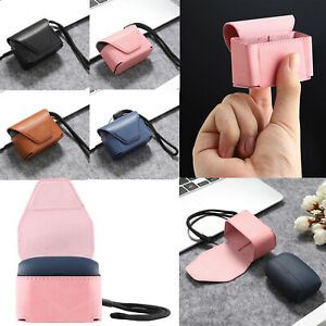 For Jabra Elite 65t True Wireless Earphones Leather Bag Case Cover Sweat Proof Ebay