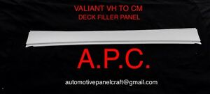 VALIANT-VH-VJ-VK-CL-CM-DECK-FILLER-RUST-REPLACEMENT-PANEL