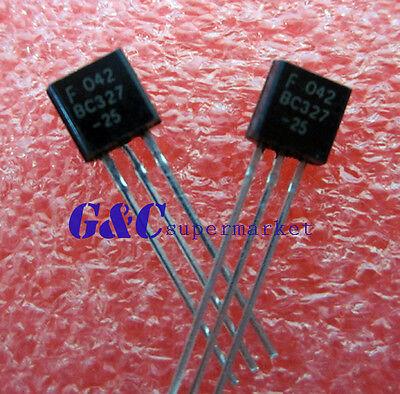 10PCS BC327  BC327-25  Transistor PNP 45V 0.5A NEW GOOD QUALITY