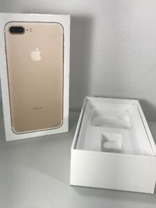 Genuine-Empty-RETAIL-Box-For-Apple-iPhone-7-Plus-128GB-Rose-Gold-No-Device