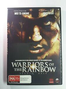 Warriors-Of-The-Rainbow-Seediq-Bale-DVD-Taiwan-Aboriginal-Japanese