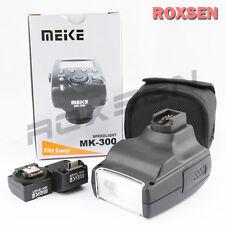 Meike MK-300 TTL Speedlite Flash Light For Sony Alpha A77 A580 NEX-7 5T A7 A7S