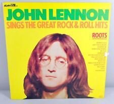 "John Lennon Sings The Great Rock & Roll Hits ""Roots"" Adam VIII A 8018 Stereo"