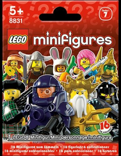 8831 Lego minifigures Swimmer series 7 unopened new factory sealed