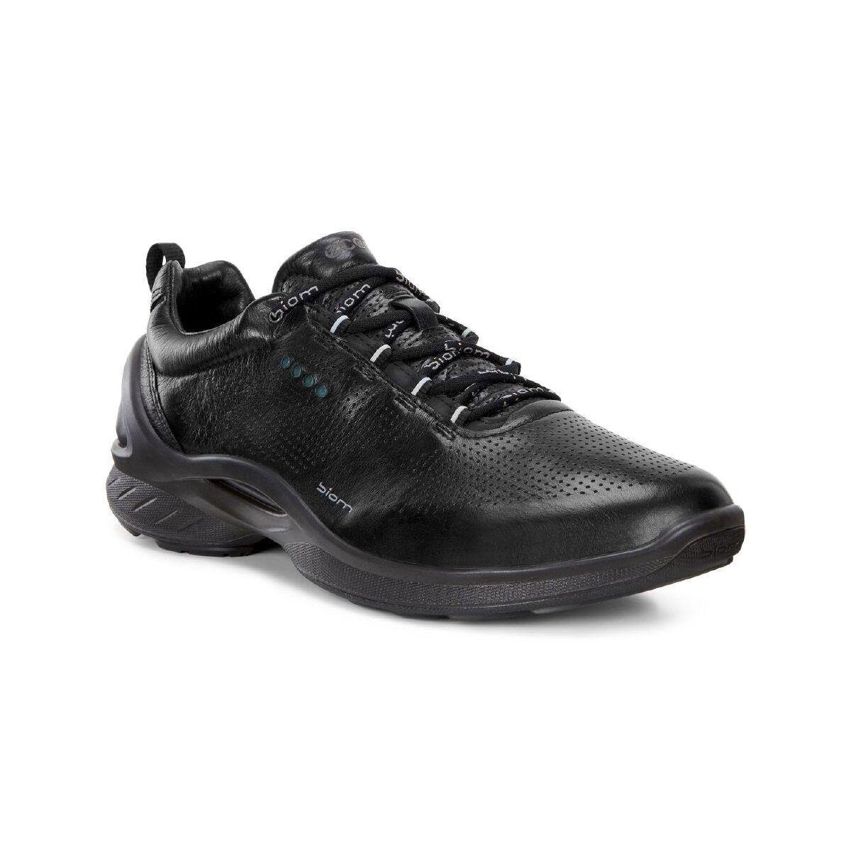 Ecco Biom Fjuel Zapatos Negro Natural Motion caballeros Sneaker Negro Zapatos 837514-01001 Biom 025fe7