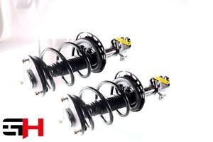 2x Complete Shock Absorber Strut Set Front for Toyota Rav4 III 2.0 Vvt-I