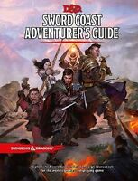 Dungeons & Dragons D&d 5e (5th Edition) Sword Coast Adventurer's Guide (new)