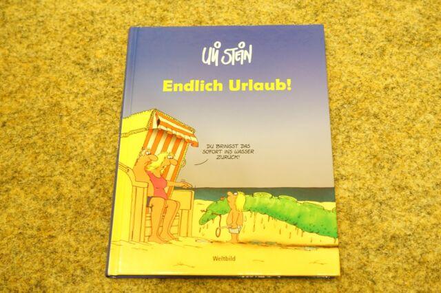 Uli Stein Endlich Urlaub ISBN 9783828955240 neuwertig 2013