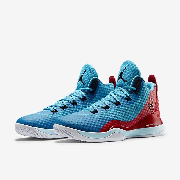 7265cfd0e8c72 Nike Air Jordan Super.fly 3 PO N7 Dark Turquoise Blue Sz 12 744802-460 for  sale online