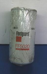 Details about Fleetguard FF5020 Fuelfilter