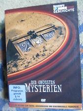 DVD - Discovery - Die größten Mysterien [3 DVDs]