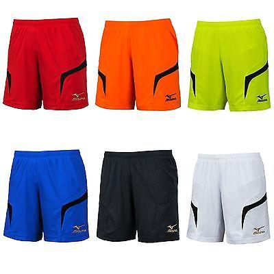 Mizuno 2016 Game Knit Shorts Training Short Sleeve Football Soccer Pants