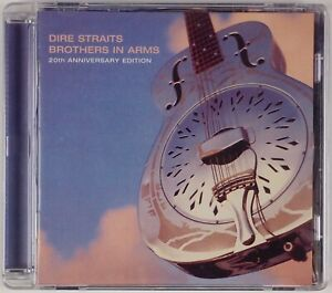 DIRE-STRAITS-Brothers-in-Arms-20th-Anniversary-SACD-DSD-CD-Mark-Knopfler-NM
