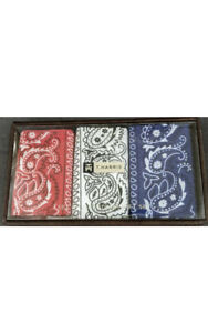 T. Harris London bandana gift set  High Quality British Design House