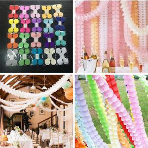 3M-Hanging-Paper-Garland-Flora-Chain-Birthday-Wedding-Party-Ceiling-Banner-Decor