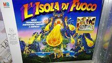 L'ISOLA DI FUOCO MB GIOCHI 1987 NUOVA VINTAGE