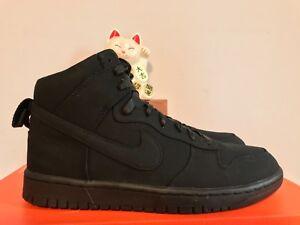 55adf49f6 Nike Dunk High Lux SP   DSM Dover Street Market Black New Mens 9.5 ...