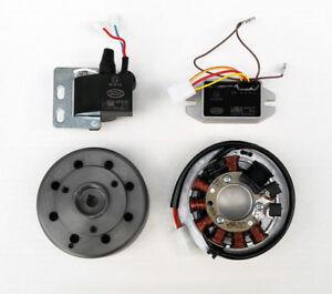 Vape Zündung 12V 35W/35W Simson S50 S51 S70 S53 S83 Magnete vergossen Tuning