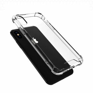 Ultra Clear Shockproof Bumper Hard Case Cover for iPhone 11 XS MAX XR X 8 7+ 6s