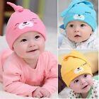 Cute Unisex Soft Crochet Newborn Baby Boy Girl Hat Infant Cotton Beanie Warm Cap