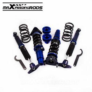 MSR-Coilover-Kit-For-Mazda-3-2010-2013-Adj-Height-Struts-Shocks-Suspension