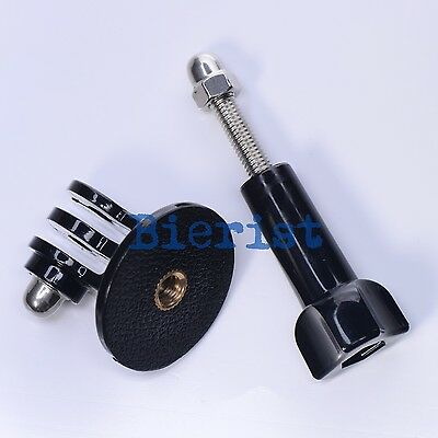 Monopod Adaptor or Screw Nut option for GoPro Hero3+2 1 Camera replaces GTRA30