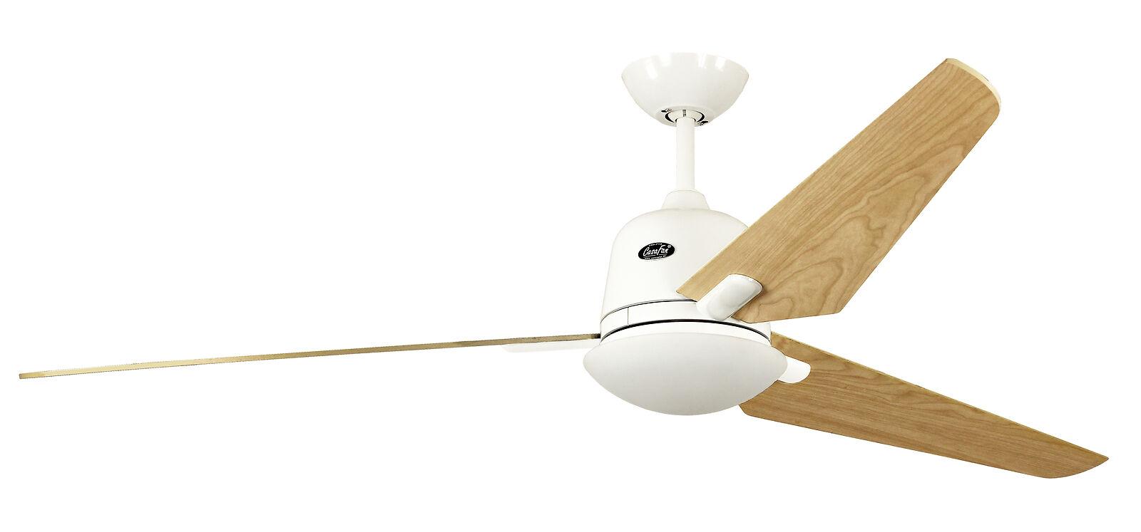Ceiling fan CasaFan ECO AVIATOS 162cm 516092 White / Low consumption /...
