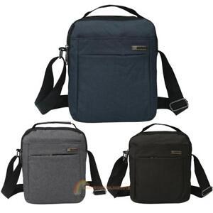 Men-039-s-Briefcase-Business-Bag-Travel-Crossbody-Bag-Shoulder-Bag-Satchel-Handbag