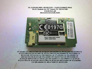 LG  WIFI MODULE EAT61813801   WN8122E1
