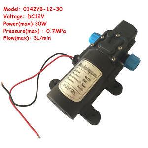 Micro diaphragm pump 0142yb 12v 30w self priming pump spray pump 07 image is loading micro diaphragm pump 0142yb 12v 30w self priming ccuart Images