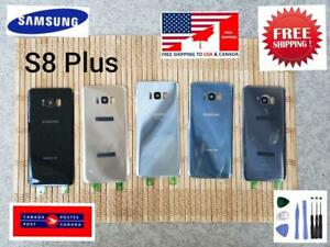 Back-battery-Glass-Cover-Replacement-For-Samsung-Galaxy-S9-S9-S8-S8-Adhesive