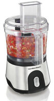Hamilton Beach 70760 Food Processor 10 Cup Powerful 500 Amp Compact Chopper on sale