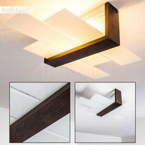 deckenleuchte design wohn schlaf zimmer dielen holz leuchten k chen flur lampen ebay. Black Bedroom Furniture Sets. Home Design Ideas