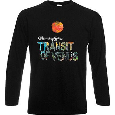 New THREE DAYS GRACE Transit of Venus Long Sleeve Black T-Shirt Size S-3XL