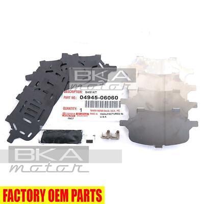 Genuine Toyota Shim Kit Anti Squea 04945-06130