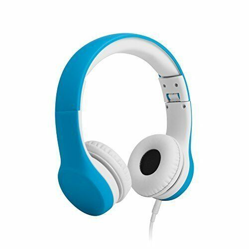 LilGadgets Connect+ Volume Limited Wired Headphones With Shareport For Children