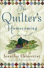 The Quilter's Homecoming (Elm Creek Quilts Series, Book 10)-ExLibrary