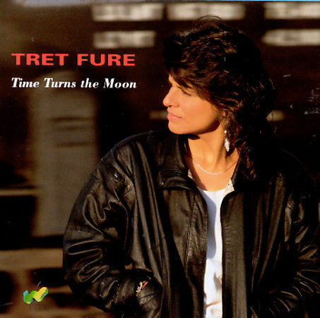Fure, Tret : Time Turns the Moon CD