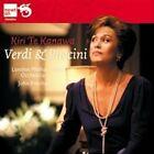 Kiri Te Kanawa Sings Verdi & Puccini (CD, Mar-2012, Newton Classics (Label))