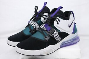 low priced a5e73 ecddb Image is loading Nike-Air-Force-270-034-Carnivore-034-Black-