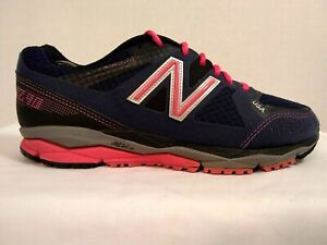 Details about Women's NEW BALANCE REV LITE Navy Pink Running Shoe Sneakers Sz 8 D W1290PP f440