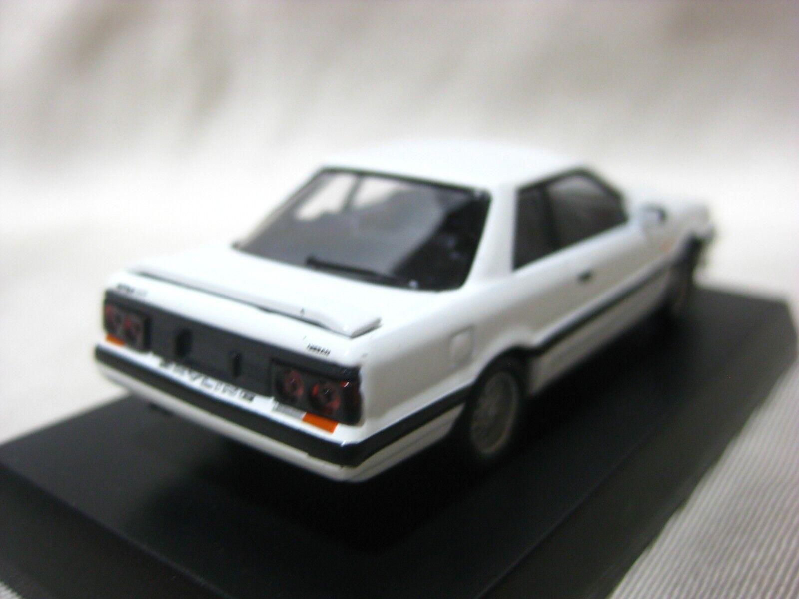 1 64 Kyosho SKYLINE 2000 GTS-X White NISSAN Diecast Diecast Diecast Model Car 805d8f