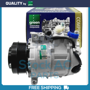 OE#000230011 New A//C Compressor For Mercedes Benz C230,C240,C320,E32O,ML500,R350
