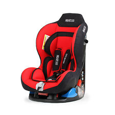 New Sparco Italy F5000K Red Child Seat (0-18 kg)