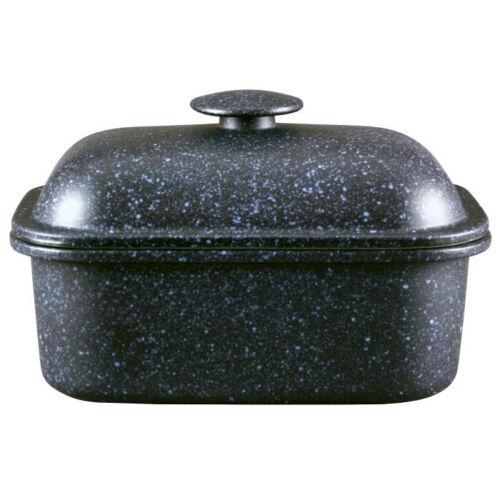 "34 x 21 x 19 cm Brottopf /""Granit/"" granit"