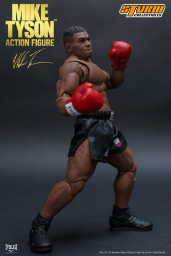 """Storm Collectibles ~ /""""IRON/"""" MIKE TYSON 1//12 SCALE ACTION FIGURE ~ Boxing//Sports"""