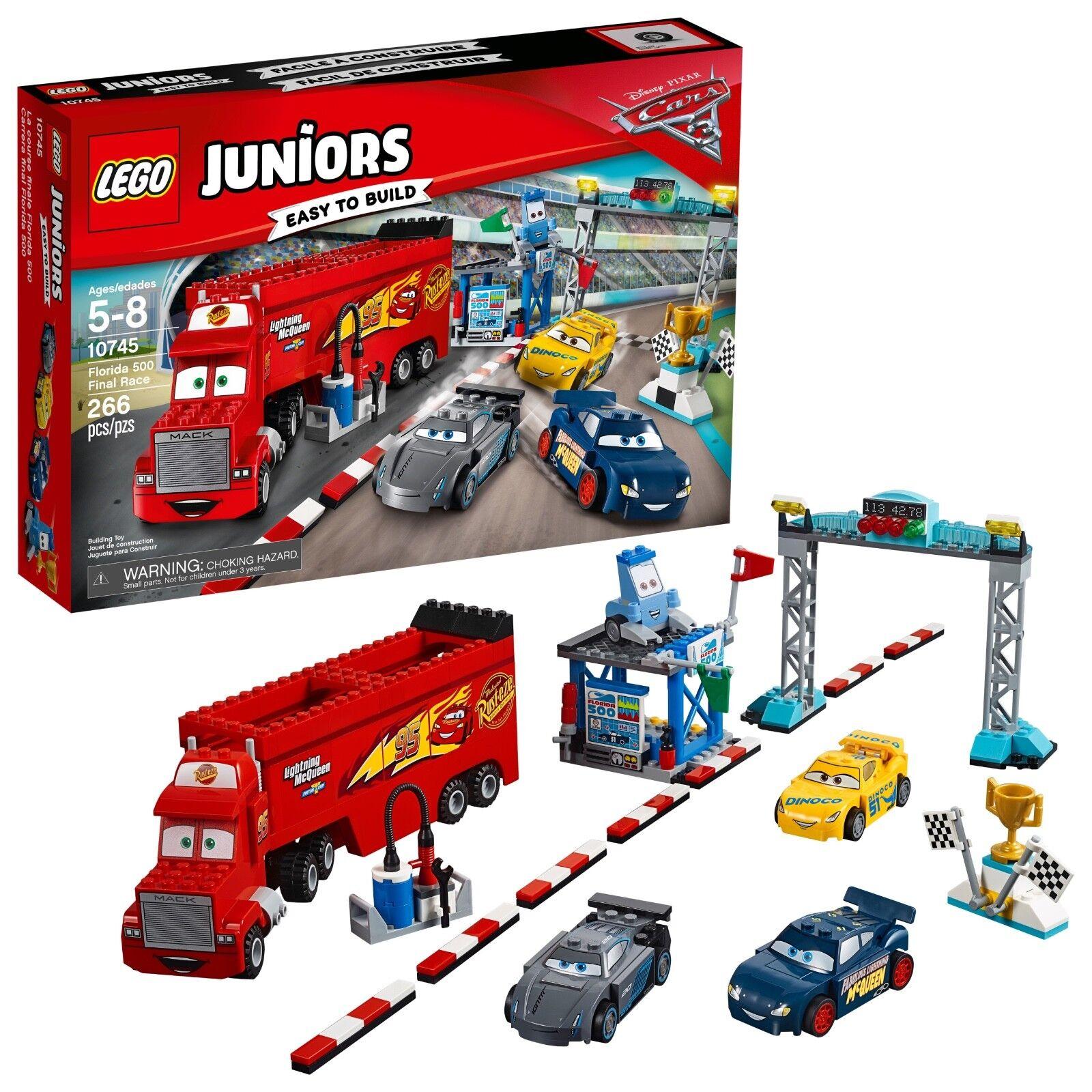 Lego Junios Easy to Build - Cars 3