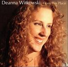 From This Place by Deanna Witkowski (CD, 2008, Tilapia)
